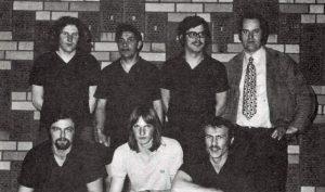 Herrenmannschaft 1971-72