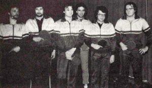 Meistermannschaft Kreisliga 1981/82