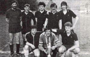 Fußball 1986