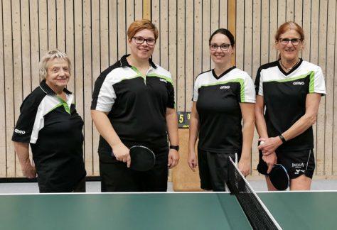 TTG Damen II Mannschaft