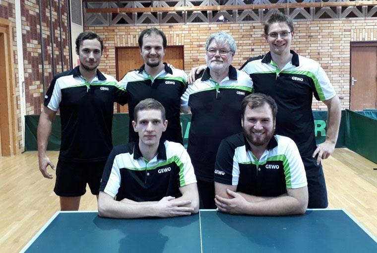 TTG Herren II Mannschaft