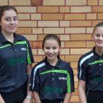 TTG Mädchen Mannschaft